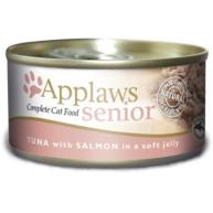 Applaws Tuna & Salmon in Jelly Can Senior Cat Food
