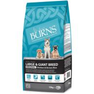 Burns Original Chicken & Brown Rice Large Breed Adult Dog Food 15kg