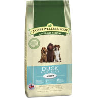 James Wellbeloved Duck & Rice Junior Dog Food