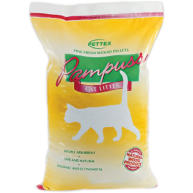 Pettex Pampuss Woodpellet Cat Litter