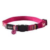 Rogz NeoCat Pink Cat Collar