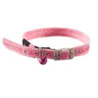 Rogz SparkleCat Pink Cat Collar