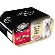 Cesar Trays Classics Selection Adult Dog Food