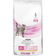 PURINA VETERINARY DIETS Feline UR Urinary Formula Cat Food Chicken 5kg