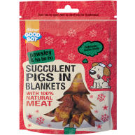 Good Boy Pawsley & Co Pigs in Blankets Dog Treats 80g