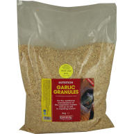 Equimins Garlic Granules Refill Bag Horse Supplement 3kg
