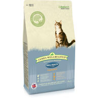 James Wellbeloved Oral Health Turkey Adult Cat Food 4kg