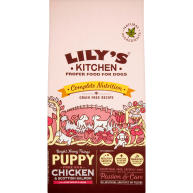Lilys Kitchen Perfectly Tasty Chicken with Salmon Puppy Food 7kg
