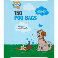 Good Boy Standard Poo Bags 150 Bags