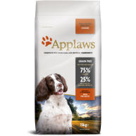 Applaws Chicken Small & Medium Breed Dry Adult Dog Food 15kg