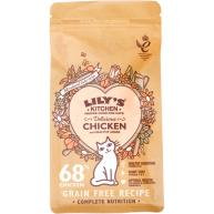 Lilys Kitchen Delicious Chicken Complete Adult Cat Food