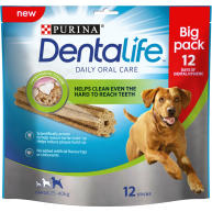 Purina Dentalife Large Adult Dog Chew 12 Stick