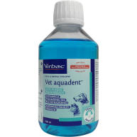 Virbac Vet Aquadent Anti Plaque Solution 500ml