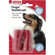 Beaphar Finger Toothbrush Twin Pack