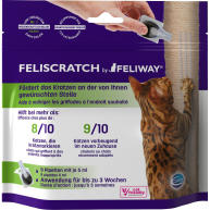 Feliway Feliscratch Pipettes 5ml x 9 (1 Month Supply)