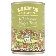 Lilys Kitchen Veggie Feast Dog Food