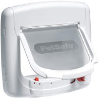 PetSafe Staywell Magnetic 4 Way Locking Deluxe Cat Flap