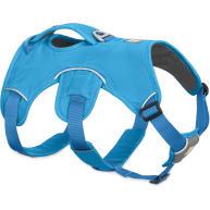 Ruffwear Webmaster Dog Harness Blue Dusk