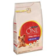 Purina ONE Delicate Salmon & Rice Small Adult Dog Food 1.5kg