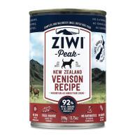 ZiwiPeak Daily Dog Cuisine Venison Adult Dog Food 390g x 12