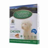 Natures Harvest Chicken & Brown Rice Puppy Food 395g x 10