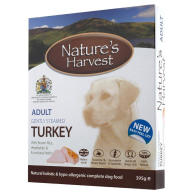 Natures Harvest Turkey & Brown Rice Adult Dog Food