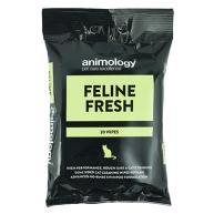 Animology Feline Fresh Cat Wipes 20 Pack