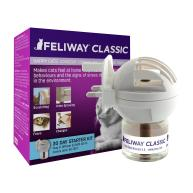 Feliway Classic Cat Calming Diffuser & Refill Starter Pack Plug In with 48ml Vial