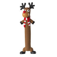 House of Paws Latex Christmas Dog Toy Reindeer