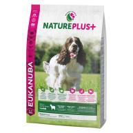 Eukanuba Nature Plus Lamb Adult Medium Breed Dog Food 2.3kg