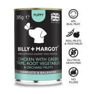Billy & Margot Chicken & Tripe Complete Puppy Food