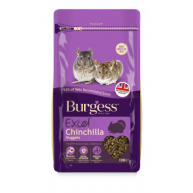 Burgess Excel Nuggets With Mint Chinchilla Food