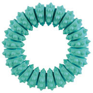 Trixie Mintfresh Dental Ring Dog Toy