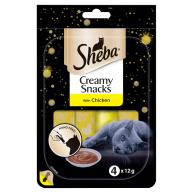 Sheba Creamy Snacks Cat Treats 48g - Chicken
