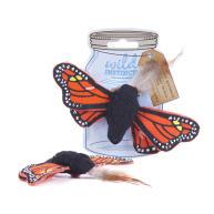Sharples Pet Monarch Butterfly Cat Toy