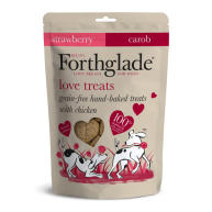 Forthglade Baked Biscuit Love Treats for Dogs
