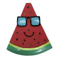 Good Boy Squeaky Watermelon Dog Toy