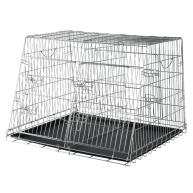 Trixie Wire Double Dog Crate