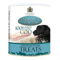 Natures Harvest Holistic Wild Atlantic Cod Dog Treats