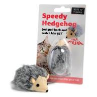 Sharples Pet Speedy Hedgehog Cat Toy