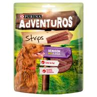 Purina Adventuros Dog Treats Venison Strips 90g
