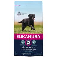 Eukanuba Active Adult Chicken Large Breed Adult Dog Food 12kg