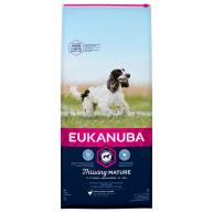 Eukanuba Thriving Mature Chicken Medium Breed Dog Food 12kg