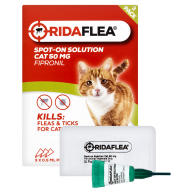 RidaFLEA Spot On Solution for Cats