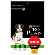 PRO PLAN OPTISTART Chicken Medium Puppy Food