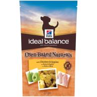 Hills Ideal Balance Oven Baked Chicken & Apple Adult Dog Treats 227g