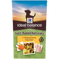 Hills Ideal Balance Soft Baked Chicken & Carrot Adult Dog Treats 227g