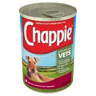 Chappie Can Original Adult Dog Food 412g x 12