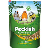 Peckish Complete All Seasons Bird Food 12.75kg