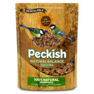 Peckish Natural Balance Bird Seed Mix